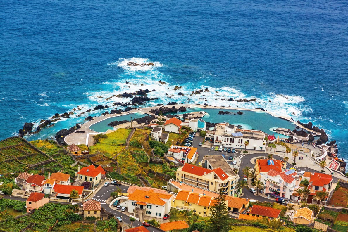 Porto Moniz - Best natural pools in Europe Copyright aldorado - European Best Destinations