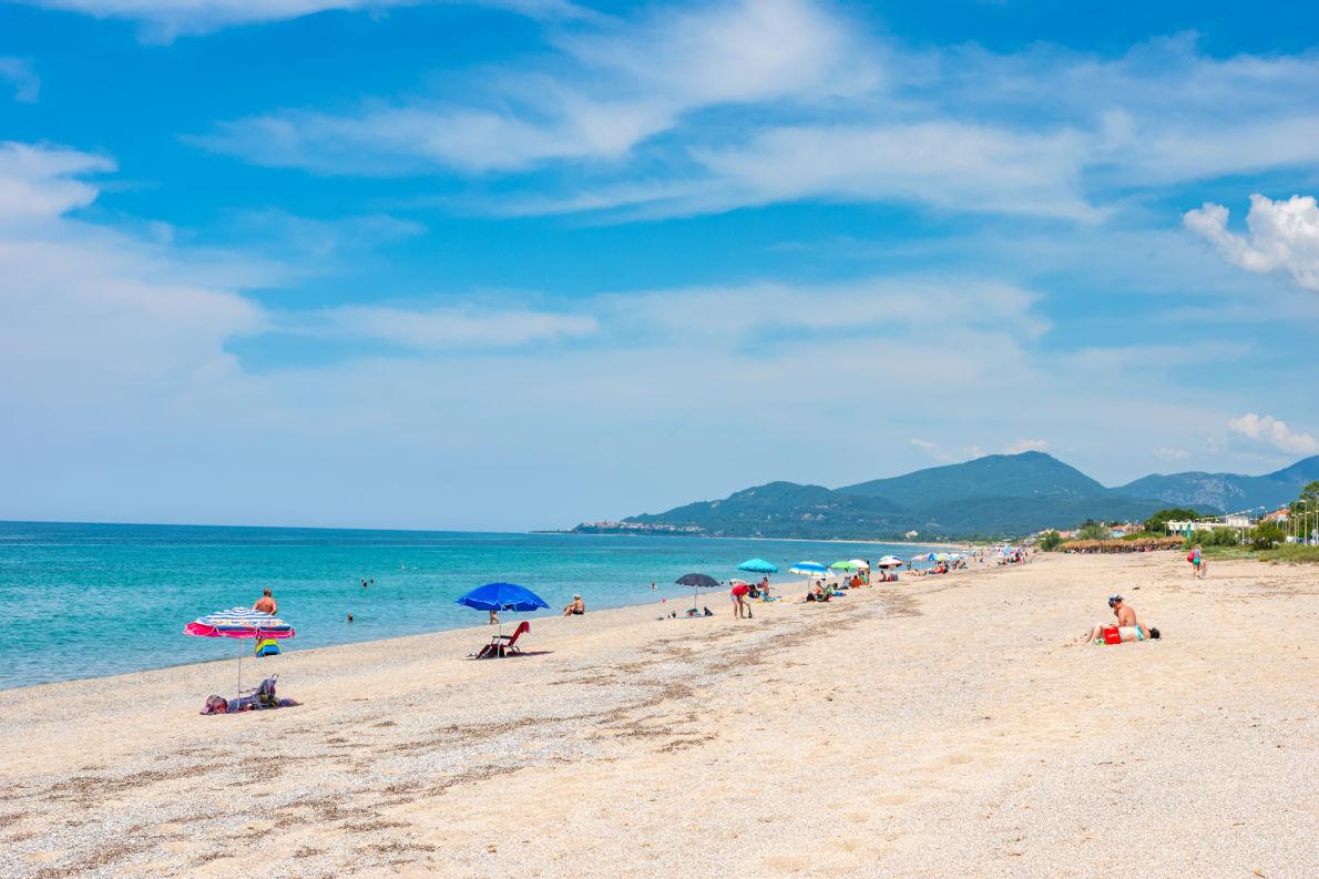 Preveza - Monolithi Beach - Coronavirus Safest beaches in Europe - Copyright Pit-Stock