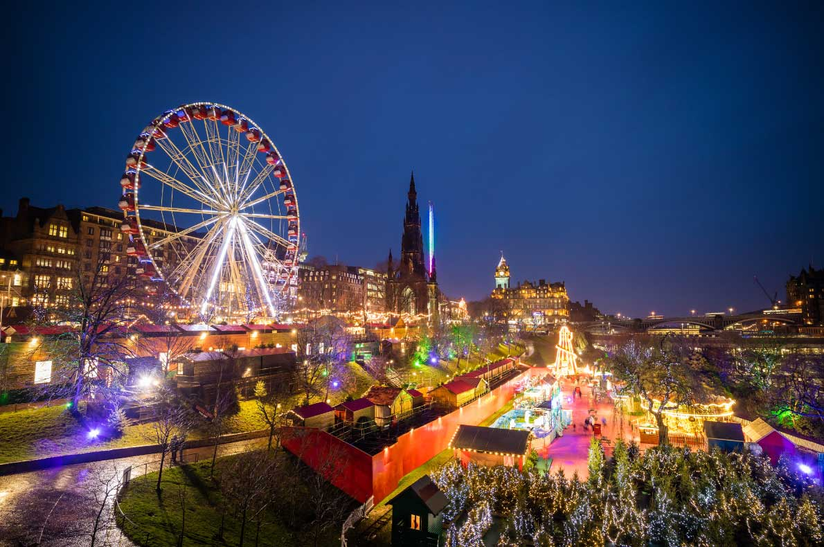 edinburth-best-christmas-markets-in-Europe