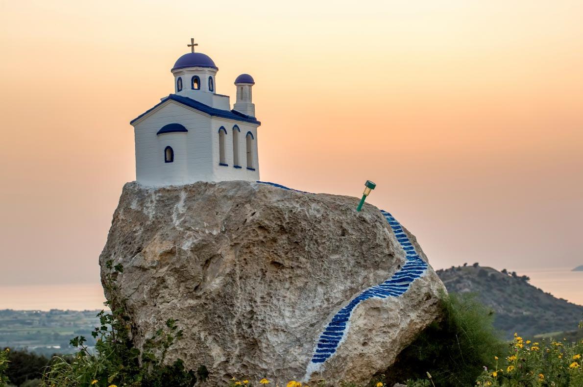 Best places to visit in Greece - Kos Island Zia Village Copyright Esin Deniz   - European Best Destinations
