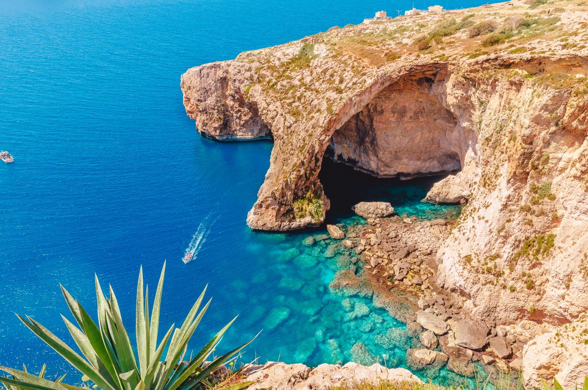 Malta - Best destinations for sun in winter - Copyright  kavalenkava - European Best Destinations