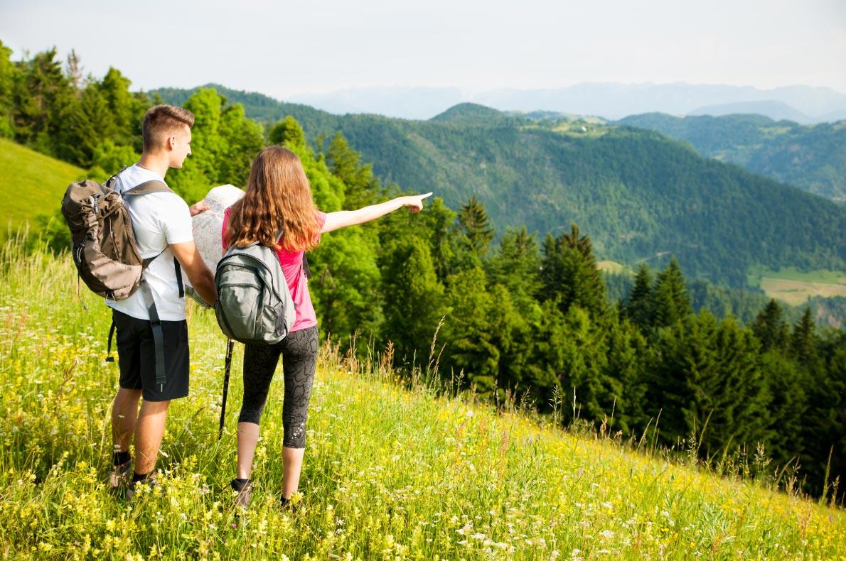 Best sustainable destinations for outdoor sports - Idrija in Slovenia - Copyright   Samo Trebižan www.visit-idrija  - European Best Destinations