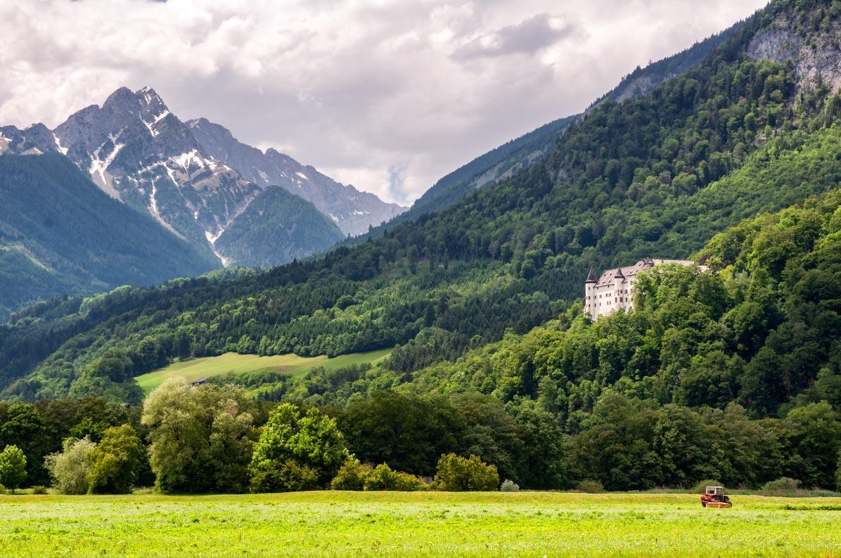 Best castles in Austria - Tratzberg Castle - Copyright Karl Allen Lugmayer- European Best Destinations