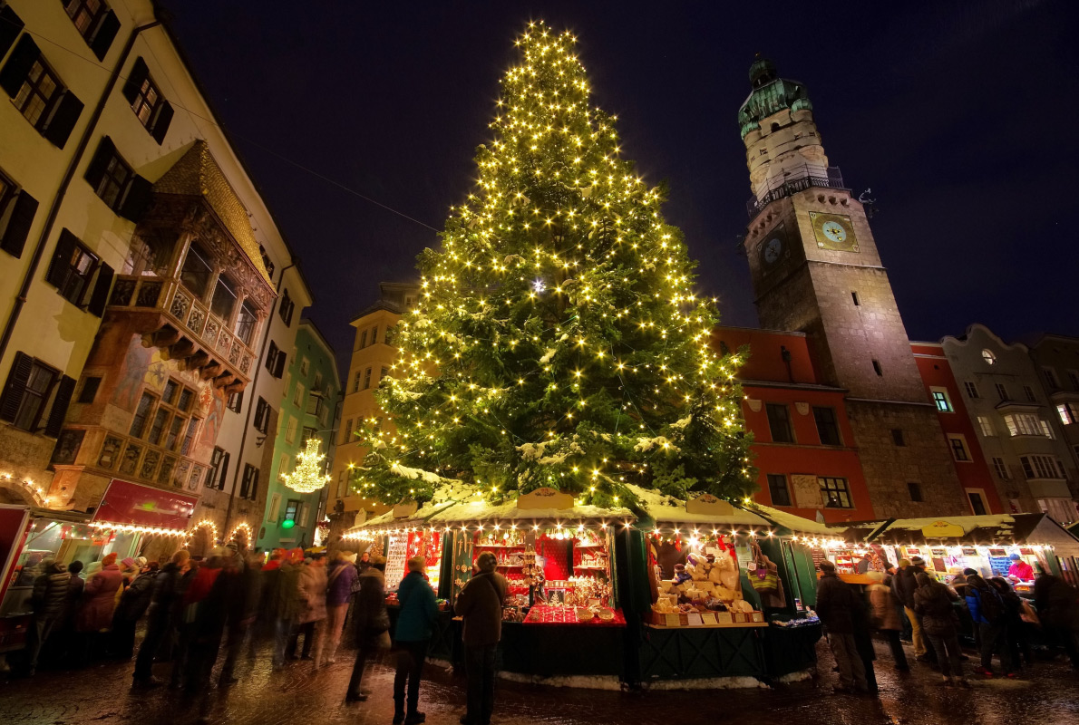Most Beautiful Christmas Trees In Europe In 2019 Europe