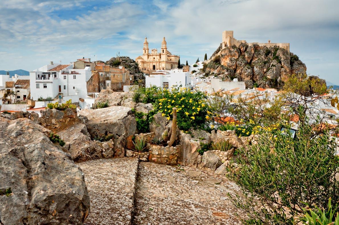 Best hidden gems in Spain - Olvera Copyright Migel - European Best Destinations