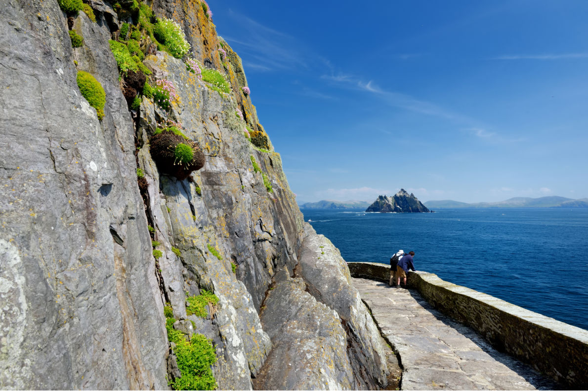 Best hidden gems in Ireland - Skellig Michael copyright  MNStudio - European Best Destinations