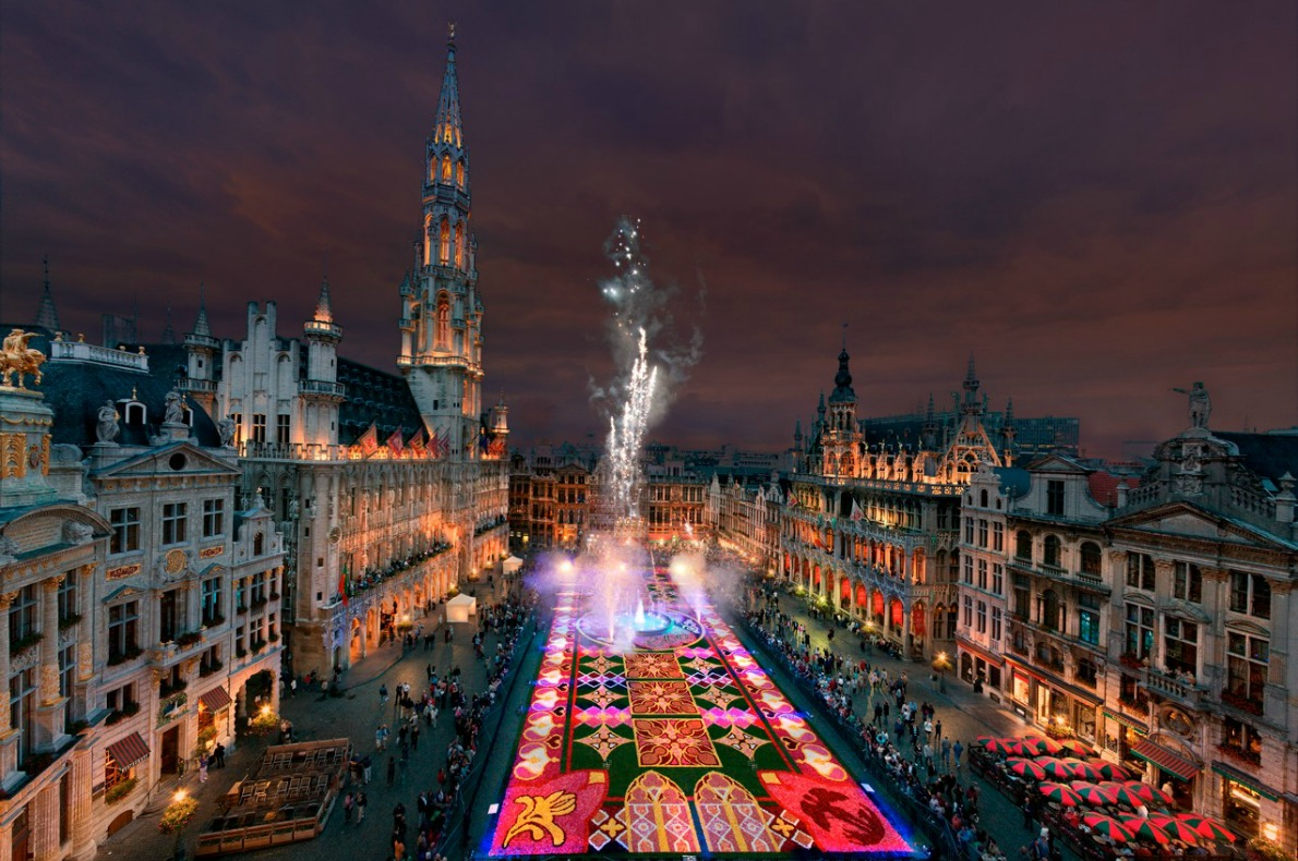 Seven wonders of Europe -  Copyright Visit Brussels - European Best Destinations