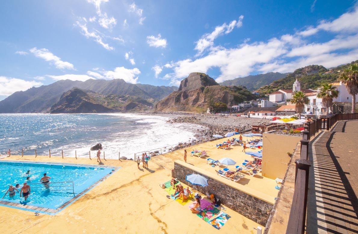 Best beaches in Madeira - Praia de Porto da Cruz - Copyright Matthieu Cadiou - European Best Destinations