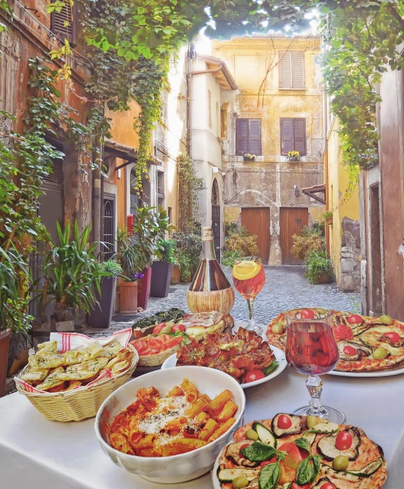 Rome-best-culinary-destination-Italy