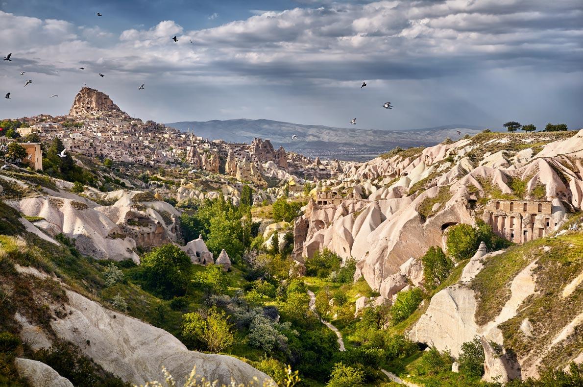 Best hidden gems in Turkey - Uchisar Castle - Copyright Pikoso.kz  - European Best Destinations