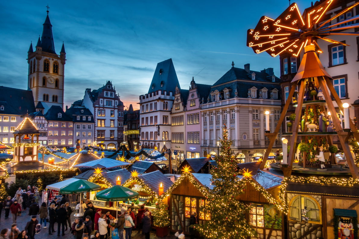 Best things to do in Germany - Trier Christmas Market copyright Trier Tourismus  - European Best Destinations