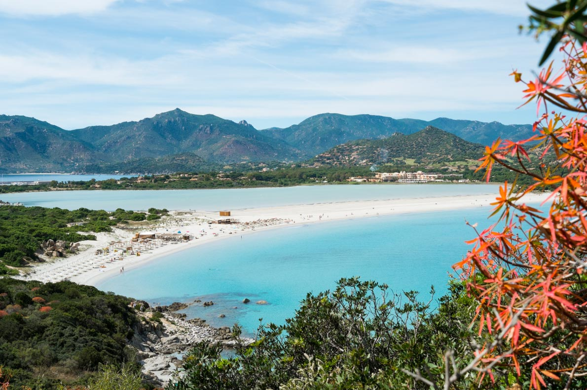 Best beaches in Italy - Villasimius beach - Copyright Elisa Locci - European Best Destinations