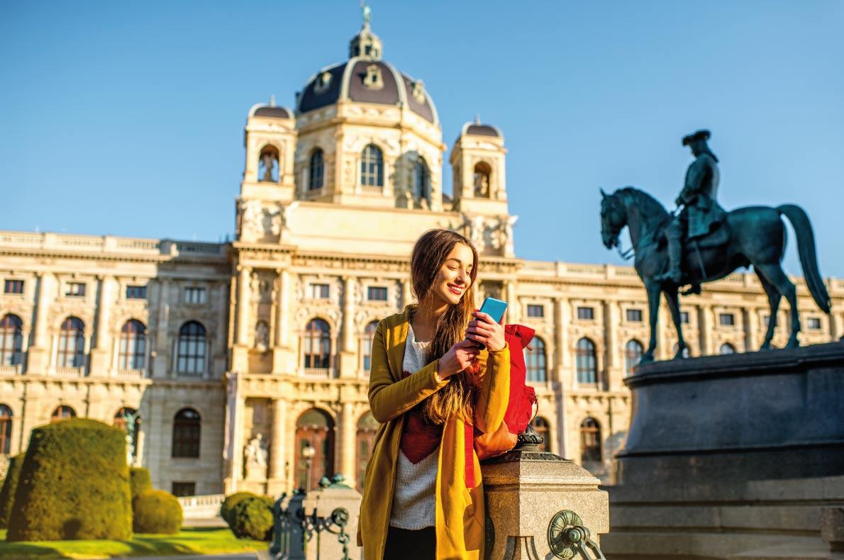 Safest destinations in Europe - Vienna Copyright RossHelen - European Best Destinations