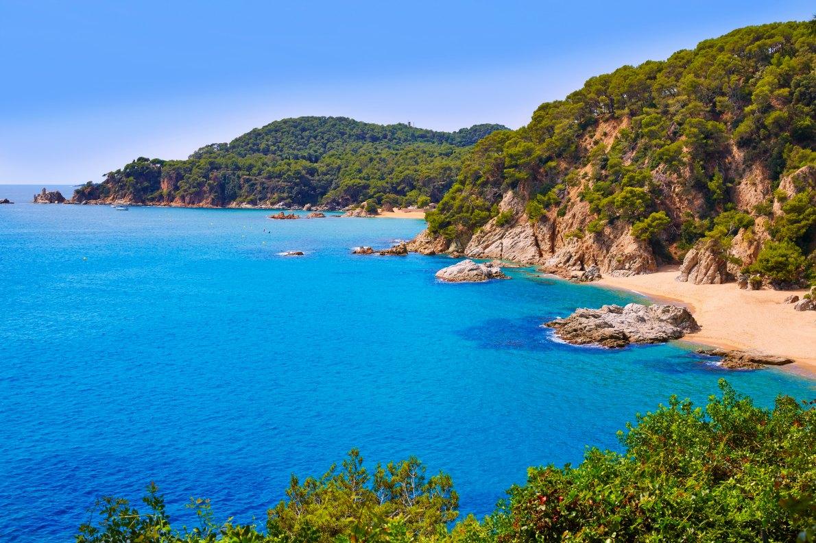Best beaches in Spain - Cala Sa Boadella  Copyright Lunamaria - European Best Destinations