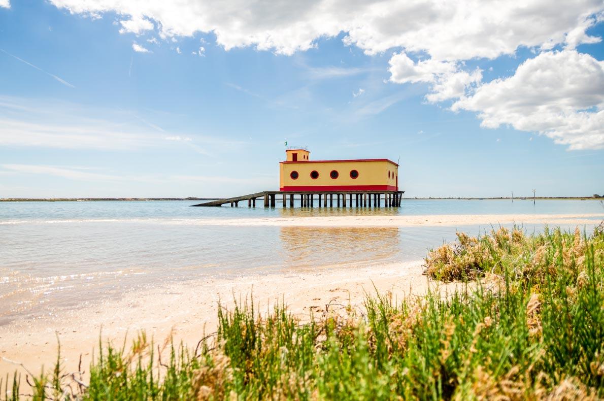 Best beaches in Portugal - Fuseta beach copyright  Tamas Gabor  - European Best Destinations