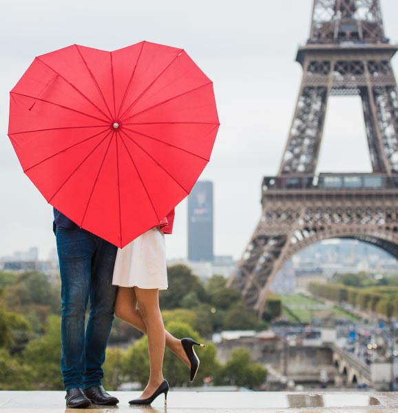 Paris-romantic-destination-France