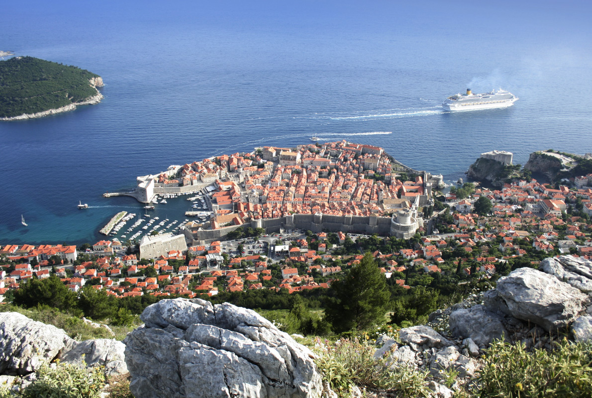 Dubrovnik - Best Cruises destinations in Europe - Copyright welburnstuart - European Best Destinations
