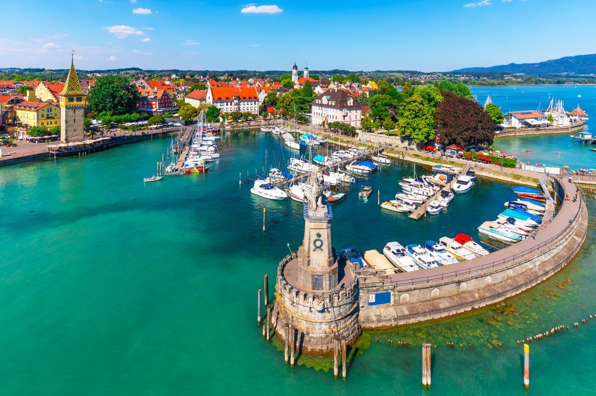 Coronavirus safest destinations in Europe - Lindau  copyright Oleksiy Mark - European Best Destinations