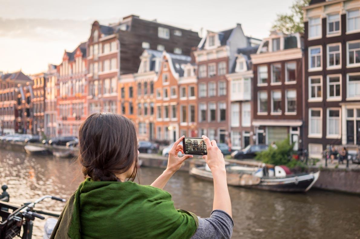 Best places to visit in the Netherlands - Amsterdam - Copyright Comaniciu Dan - European Best Destinations
