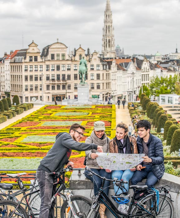 Tourism-in-Brussels-Belgium
