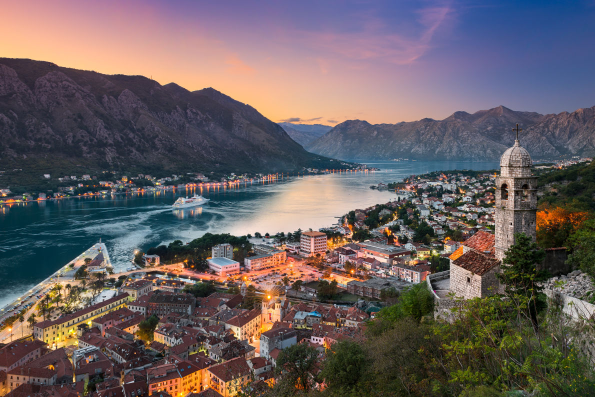 Coronavirus Safest Destinations in Europe - Kotor copyright  xbrchx - European Best Destinations