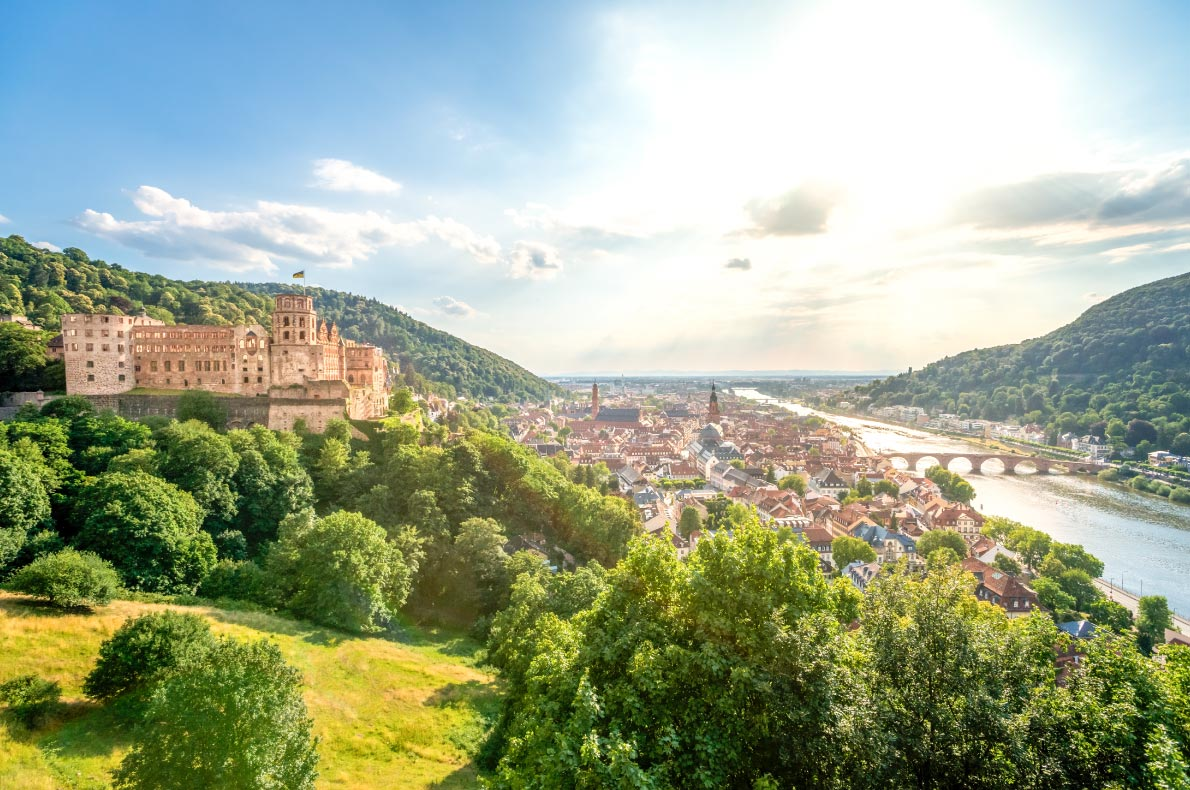 Best places to visit in Germany - Heidelberg - Copyright LaMiaFotografia- European Best Destinations