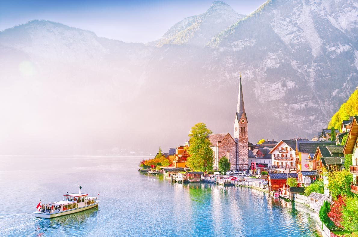 Best hidden gems in Austria - Hallstatt - Copyright Feel good studio - European Best Destinations