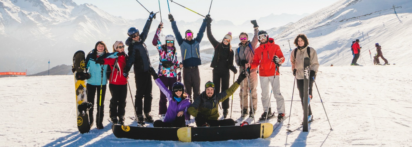 Best ski resorts in Spain