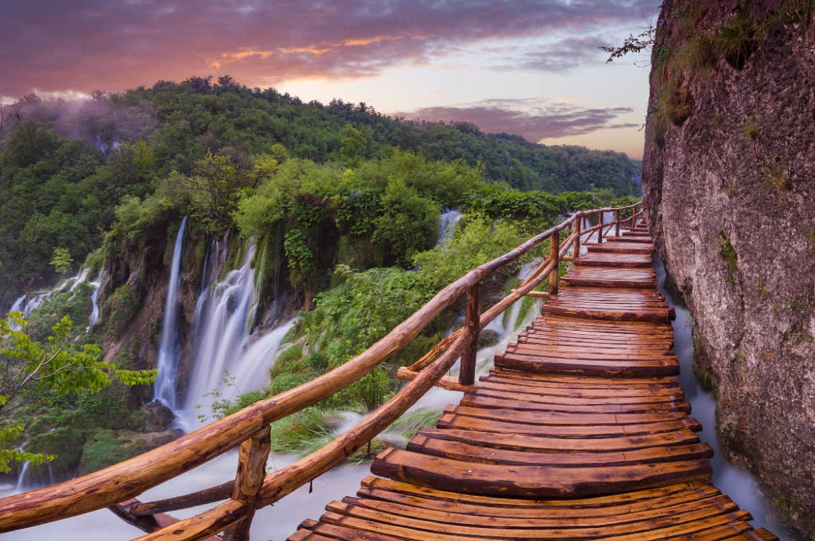 Best things to do in Europe - Plitvice Lakes copyright Mike-Mareen