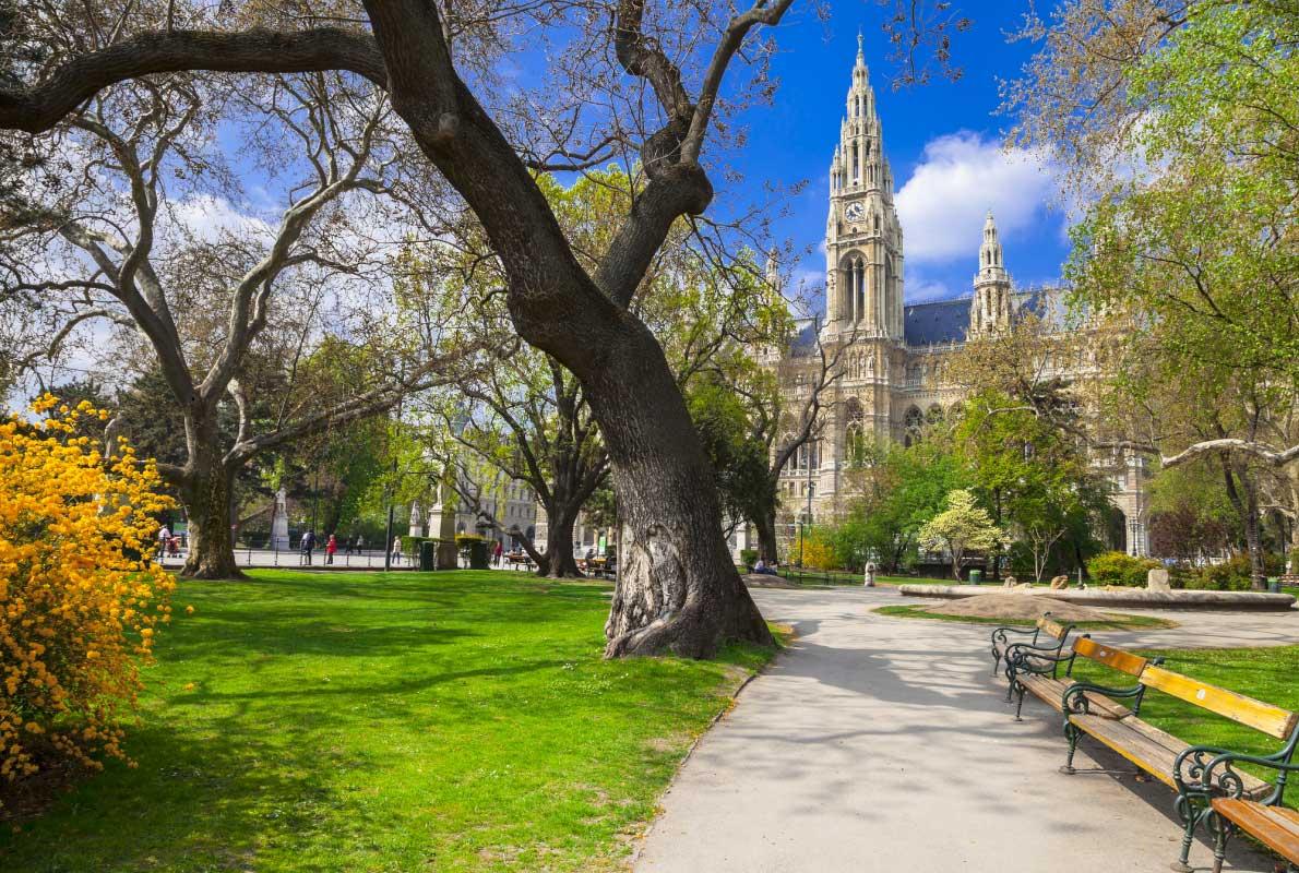 Vienna - Easter destinations in Europe - Copyright Anna Jedynak - European Best Destinations