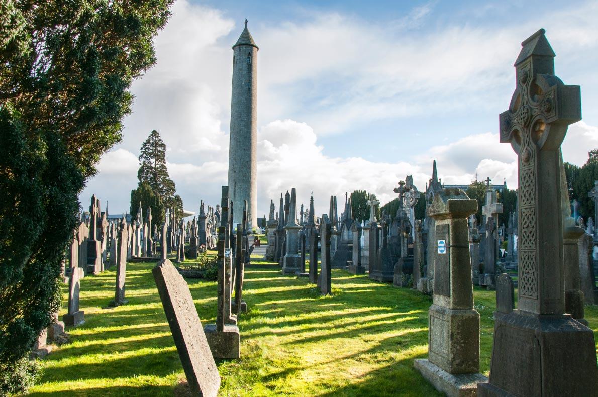 Best things to do in Ireland - Glasnevin Cemetery copyright Yulia-Plekhanova-Shutterstock  - European Best Destinations