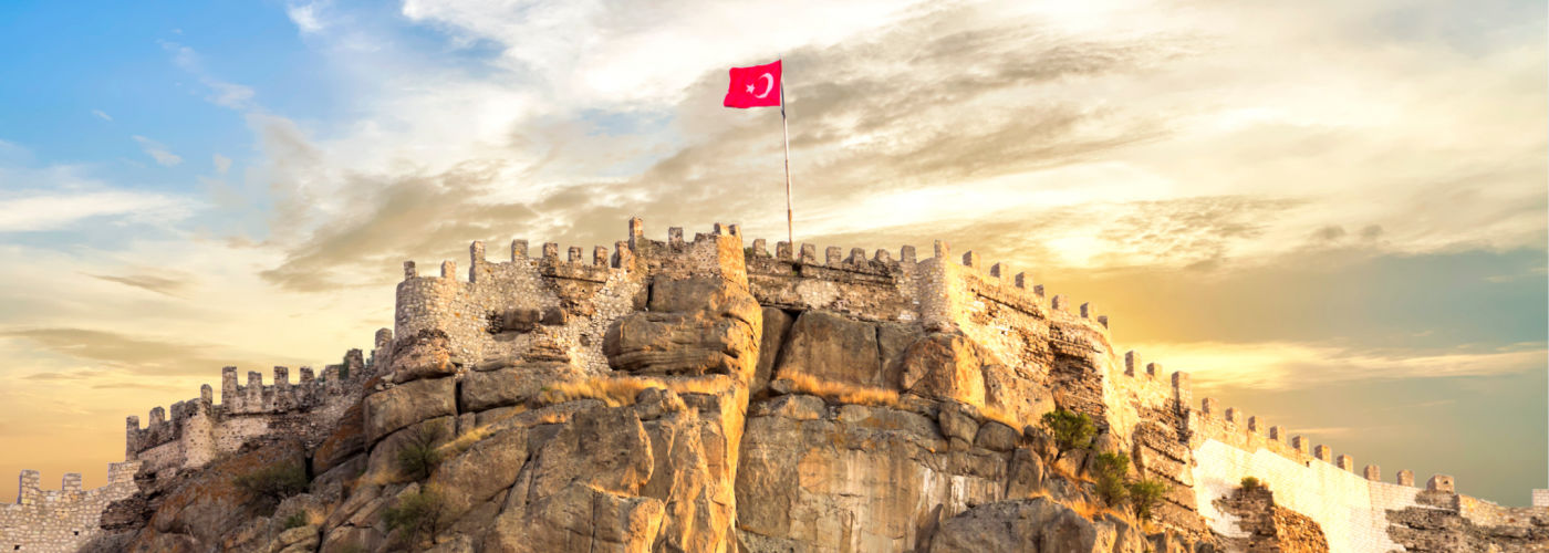 Best castles in Turkey