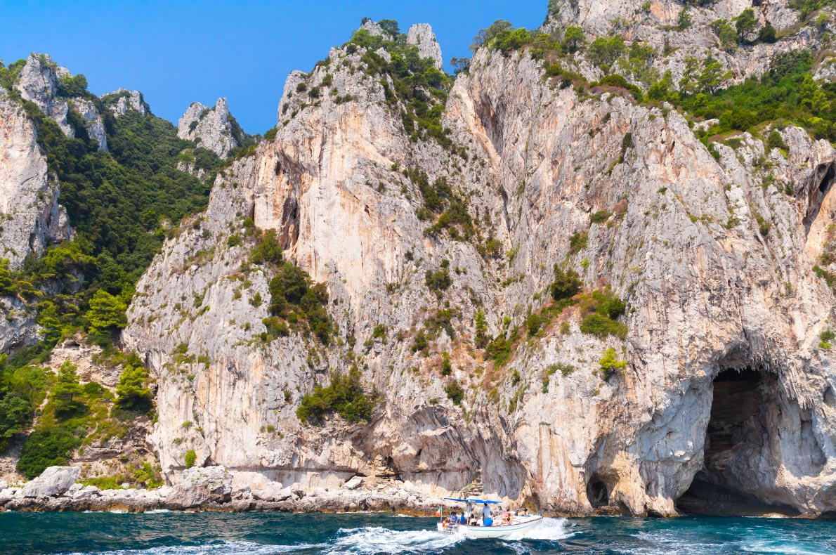 Best things to do in Italy - Capri Caves copyright  Evannovostro  - European Best Destinations