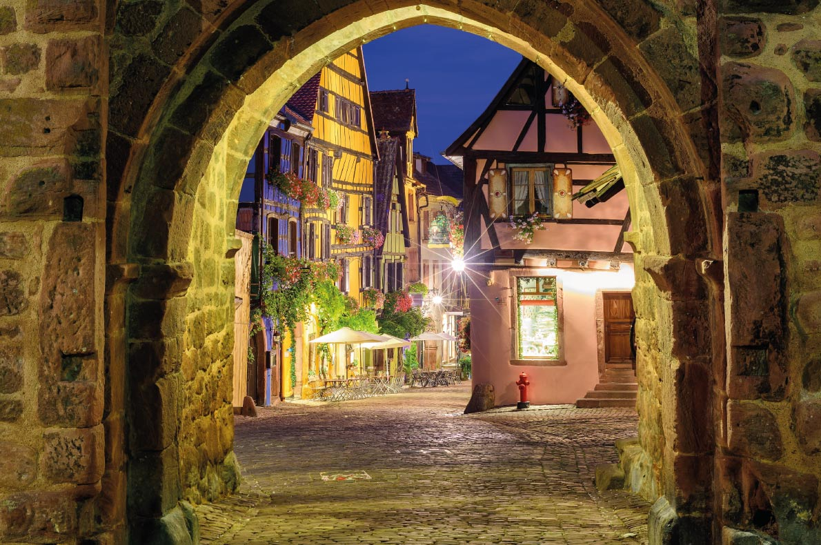 Riquewihr - Best Fairytales destinations in Europe - Copyright Riquewihr - European Best Destinations