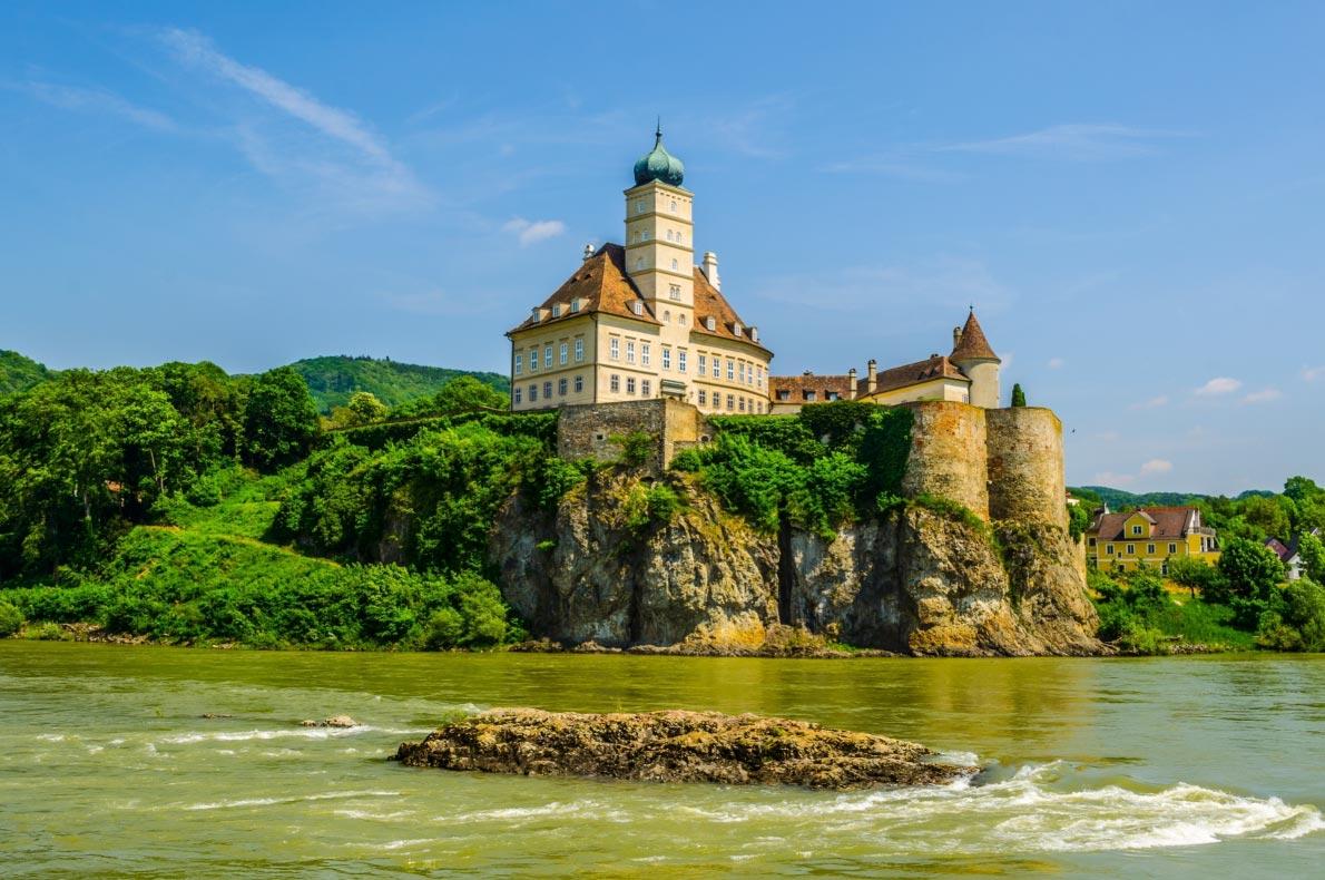Best castles in Austria SchonBuehel - Copyright Trabantos - European Best Destinations
