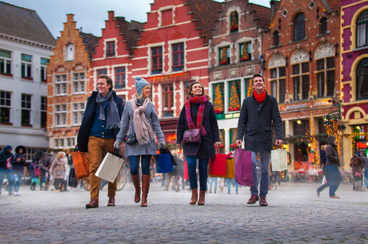 Bruges  Christmas City Break - copyright  Jean Dhont - Bruges Toerisme -  European Best Destinations