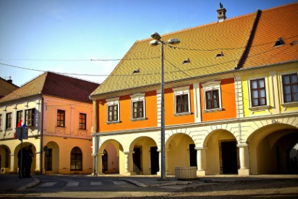 Baroque Centre of Vukovar