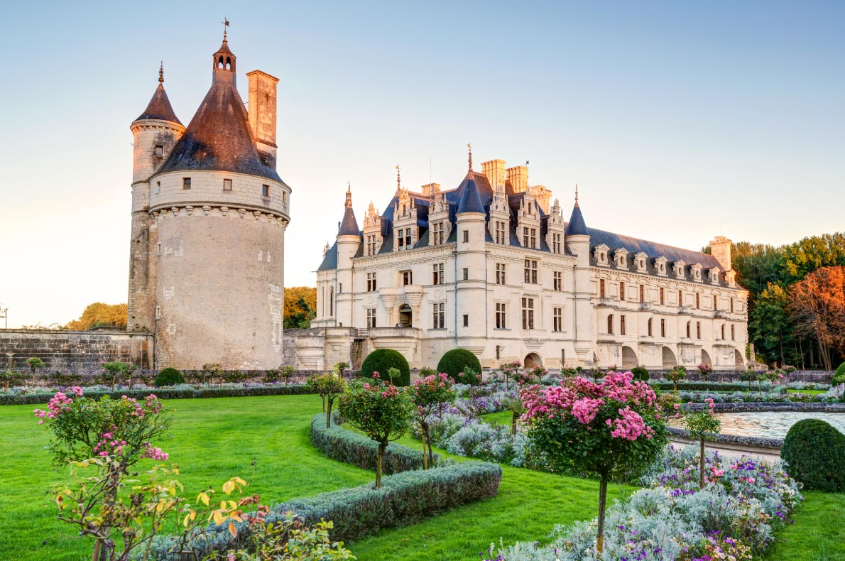 Best things to do in France - Chateau de Chenonceau copyright Viacheslav Lopatin   - European Best Destinations