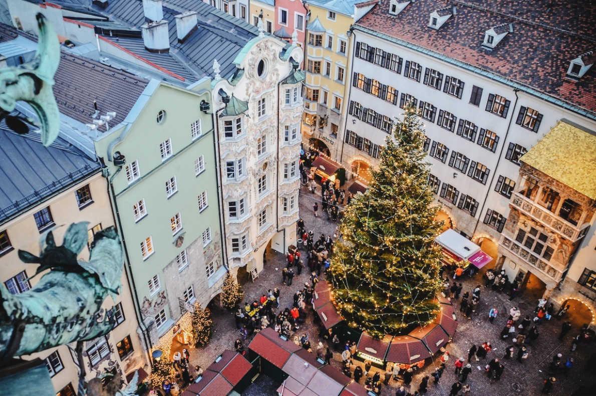 Best Christmas Markets in Austria - INnsbruck Christmas Market - Copyright Innsbruck Tourism -  European Best Destinations