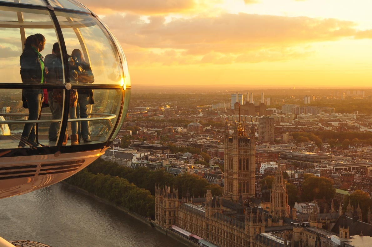 Best things to do in England - London eye copyright  TasanP - European Best Destinations