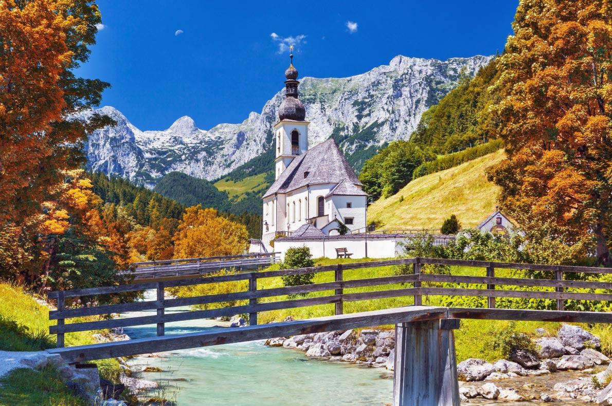 Best places to visit in Austria - Ramsau - Copyright Rasto-SK - European Best Destinations