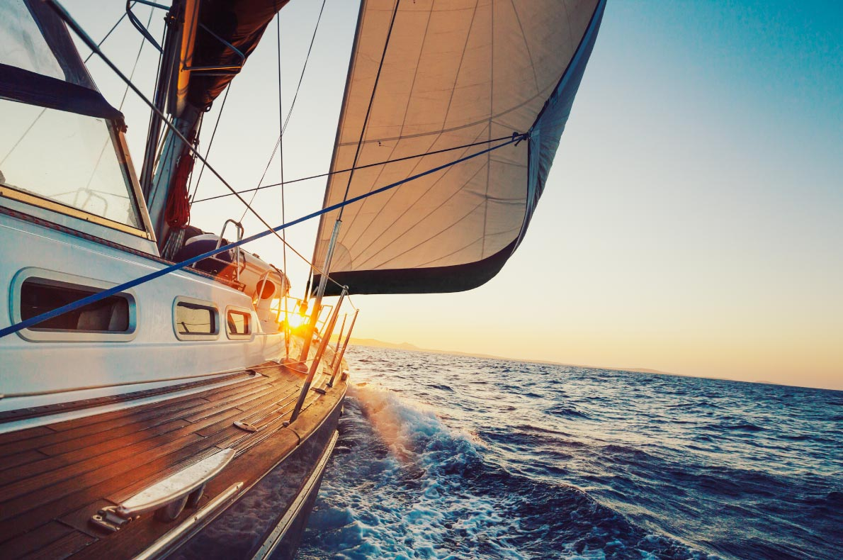 Best things to do in Spain - Sailing copyright  EpicStockMedia - European Best Destinations