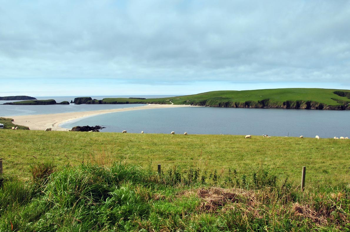 Best beaches in Scotland - Saint Ninian's Isle Copyright  Stefan Ml   - European Best Destinations