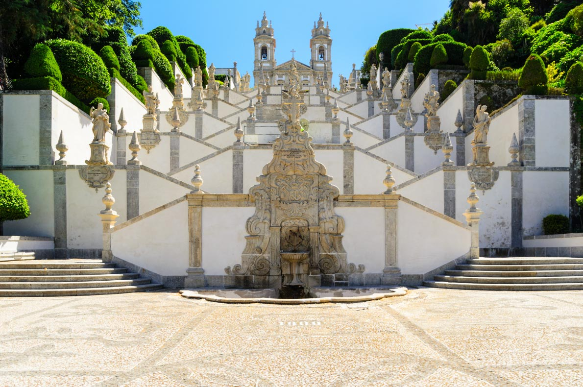 Best hidden gems in Portugal - Jesus do monte - Tenoes - Braga -  - European Best Destinations