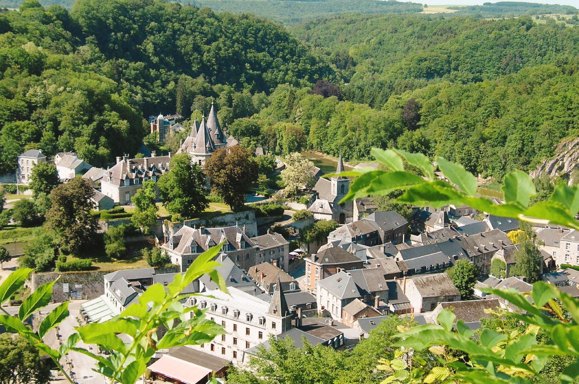 Best sustainable destinations for hiking - Durbuy copyright Durbuy tourisme - European Best Destinations