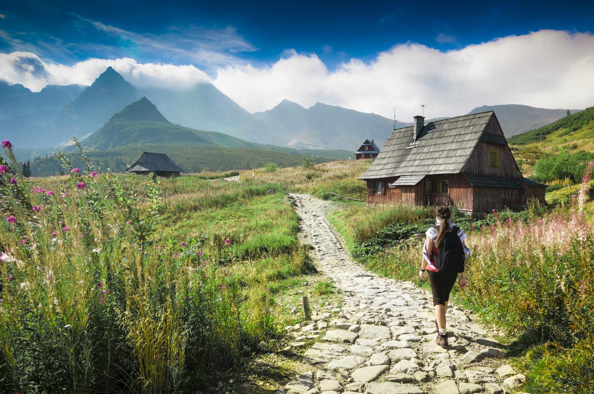 Covid 19 Safest destinations in Europe - Tatra Mountains in Poland - copyright Piotr Zajc- European Best Destinations