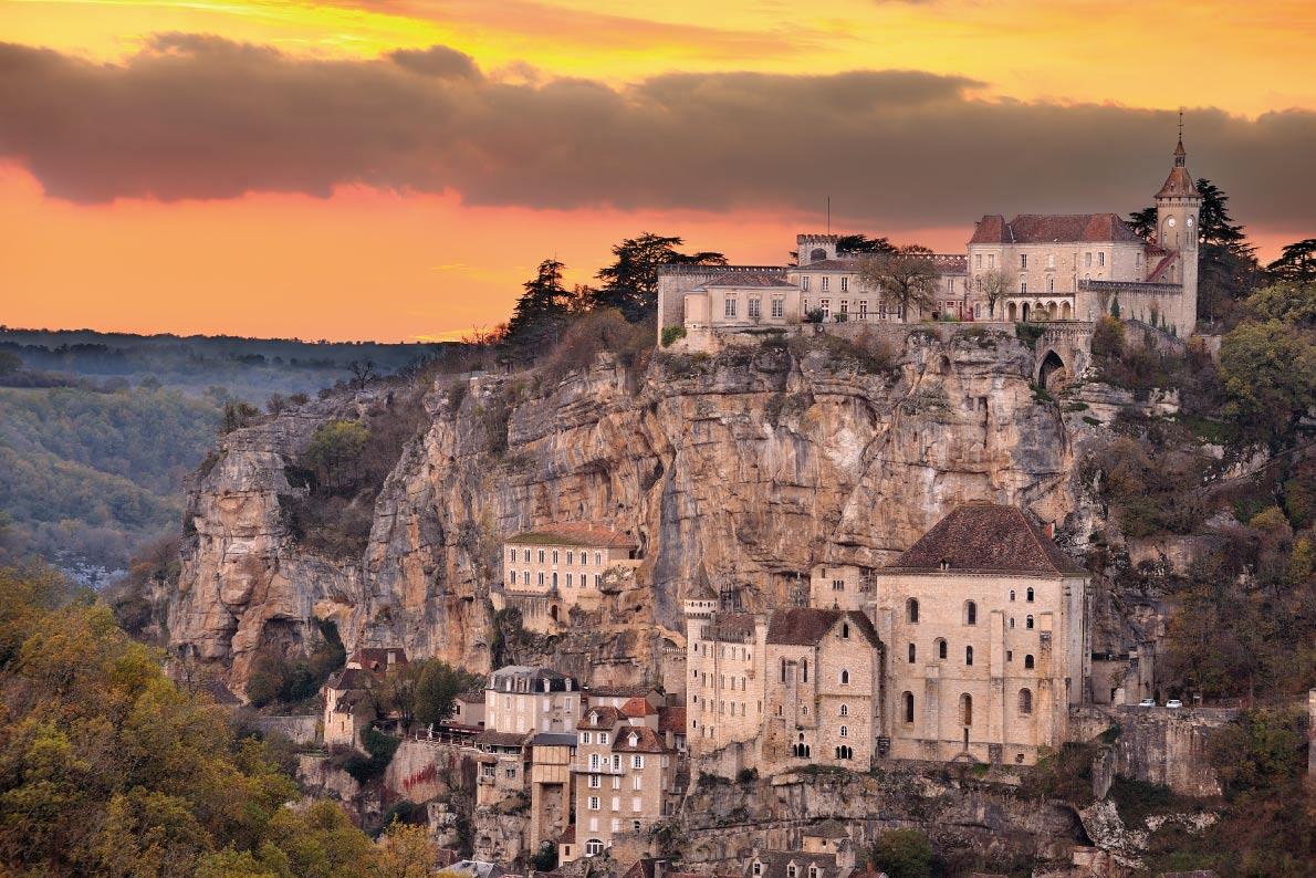 Rocamadour --- Melhores paisagens da Europa --- Copyright-thieury --- Melhores destinos europeus