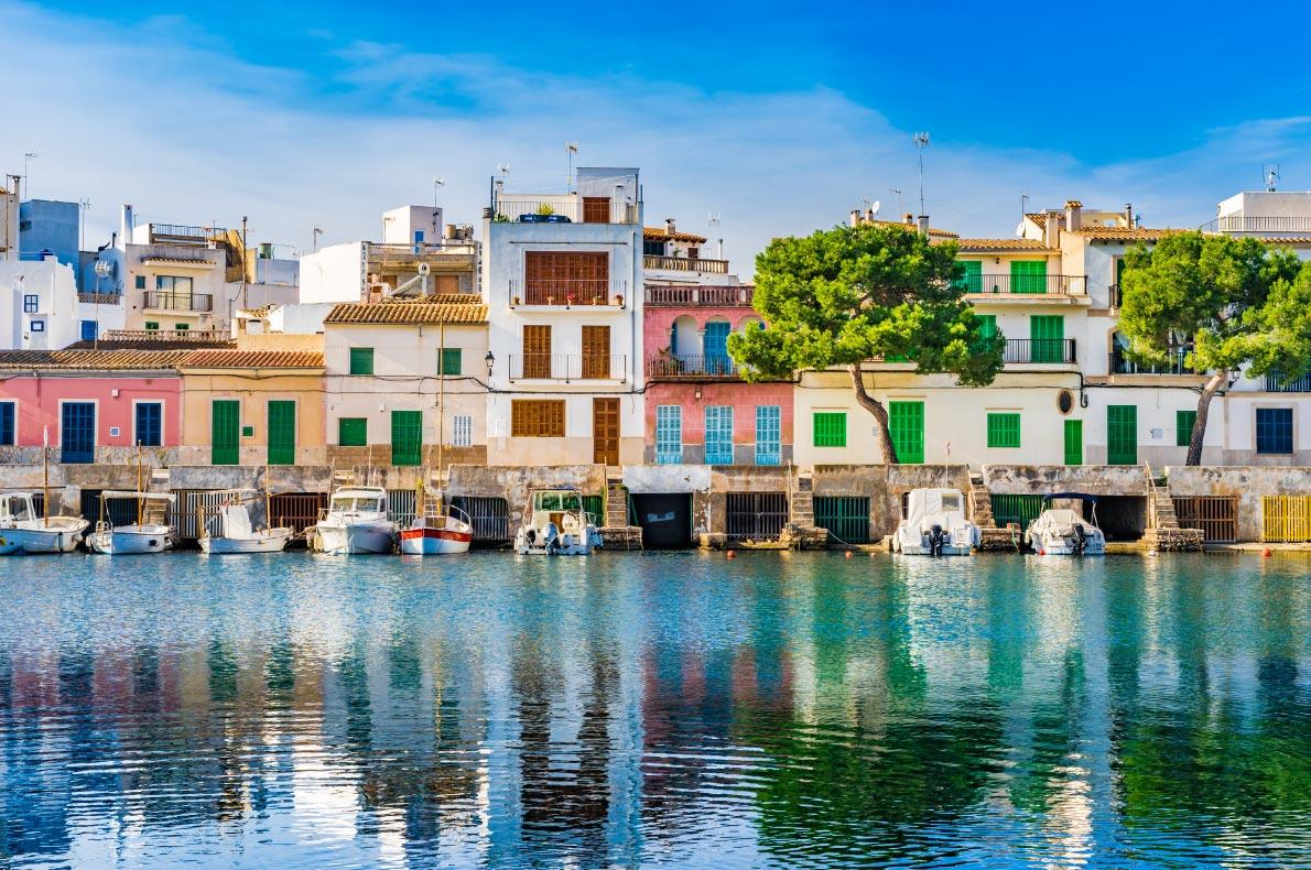 Best hidden gems in Spain - Porto Colom Copyright  vulcano - European Best Destinations
