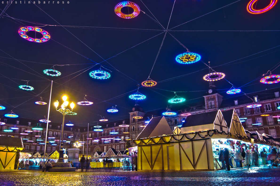 Best Christmas Markets in Spain - Madrid Christmas Market - Copyright  Cristina Barroso - European Best Destinations