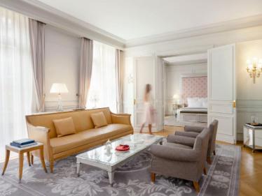 Hôtel Le Royal Monceau Raffles Paris